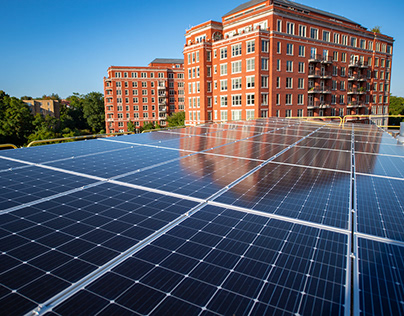 U.S. Commercial Solar Projects 2020