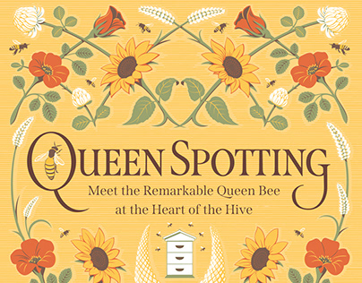 Queen Spotting – Book Cover