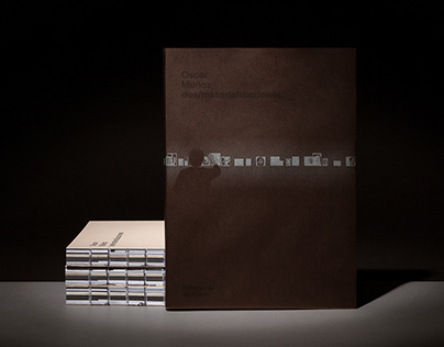 Oscar Muñoz — des/materializaciones catalogue