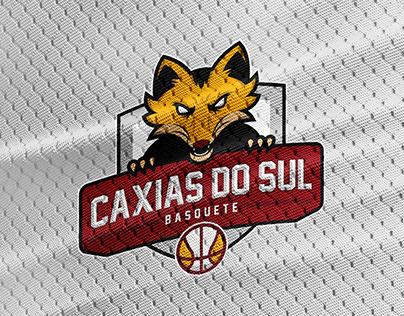Caxias do Sul Basquete | Rebrand