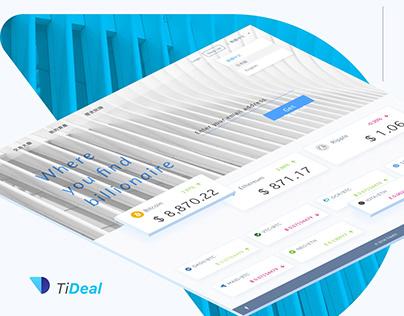 Crypto to Crypto Exchange Platform