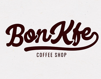 Branding Bon Kfe