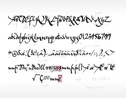 Mockingbird font