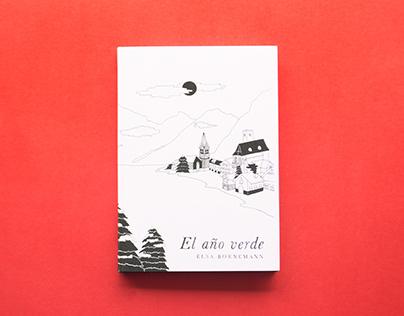 El año verde / Editorial Design