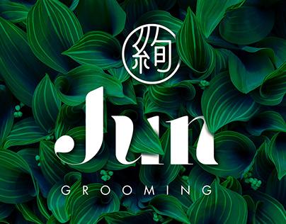 JUN GROOMING® Organic Beardcare Line