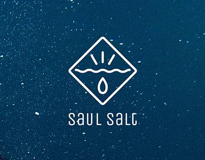 Saul Salt - Ship Wrecked Survival Wearable Device