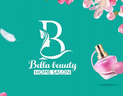 Bella Beauty Home Salon Logo