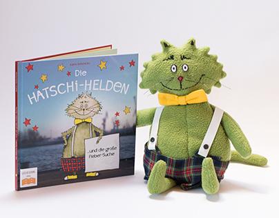 Kinderbuchserie: Die Hatschi-Helden