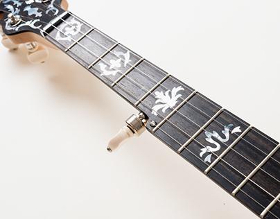 Shackletone Bluegrass Banjo