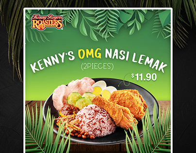 Kenny Rogers Singapore Facebook Post