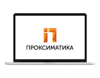 Shape-animation for proximatics.ru / Shape-анимация