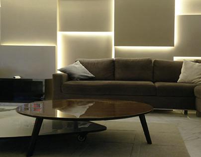 Modern Contemporary Apartment - Santacruz, Mumbai