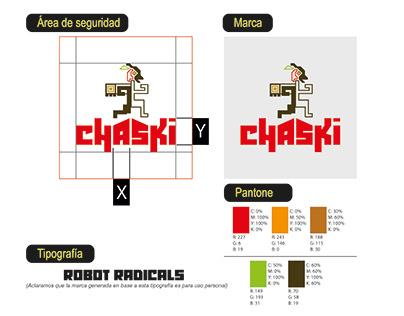"""EJERCICIO DE MARCA: Colectivo """"CHASKI"""""""