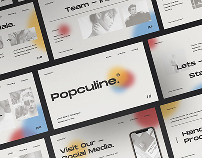 Popculine - Lookbook Fashion Multipurpose Template