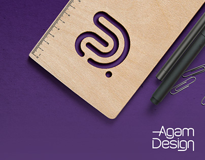 Logo Agam Design