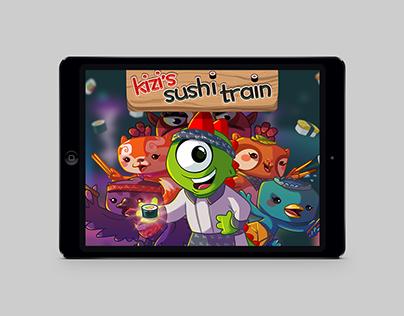 Kizi's Sushi Train