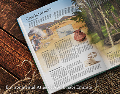 Environmental Atlas of Abu Dhabi