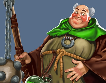 Friar Tuck | Empires & Puzzles