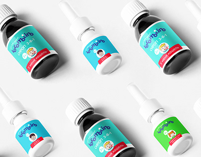 Locomotino – a medicine that knows what hurts the baby