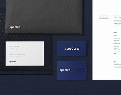 Spectra - branding