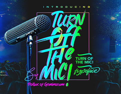 Turn Off The Mic!