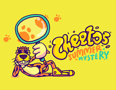 Cheetos Summer Mystery