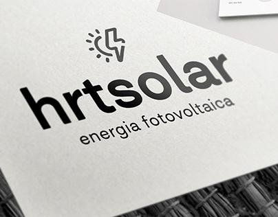 Hrtsolar - identidade visual