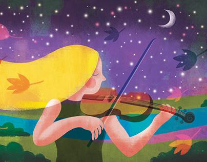 Sazvežđe violina / Violins Constellation