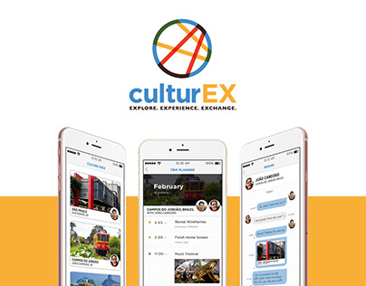 UI/UX - CulturEX