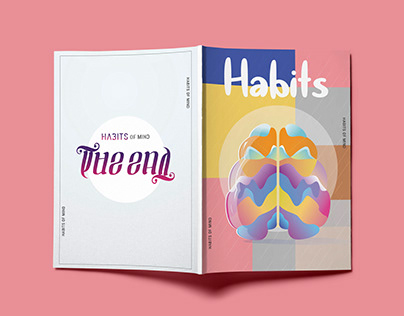 A Booklet Design