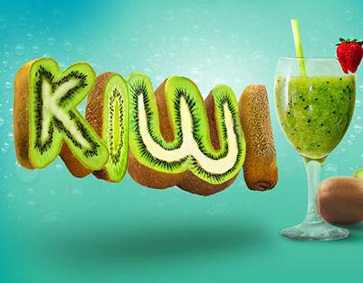 Typoart - Kiwi