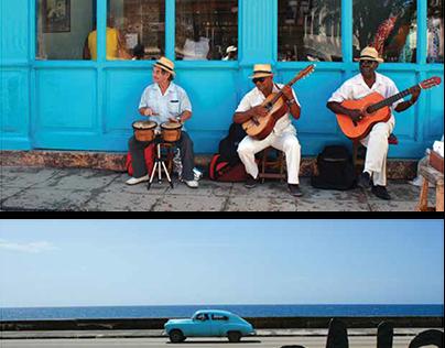 Color of Cuba