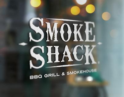 Smoke Shack | Restaurant Branding 2014