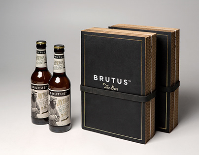 BRUTUS - Packaging