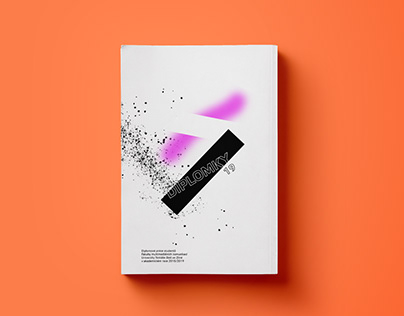 Book design — Diplomky 2019