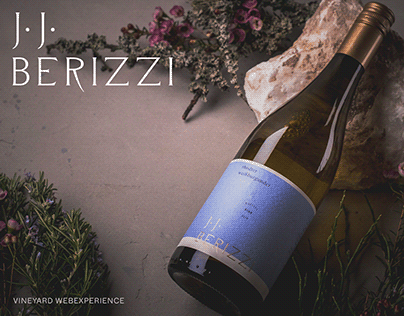 J·J· Berizzi – Vineyard Website