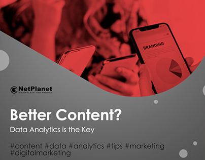 NetPlanet - Better Content Tips
