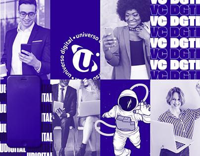 Rebranding - Universo Digital