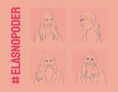 Social Media | #Elasnopoder 2020