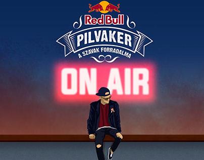 Red Bull Pilvaker creatives 2020-2021
