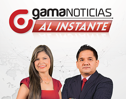 Gamanoticias Al instante -Línea Gráfica