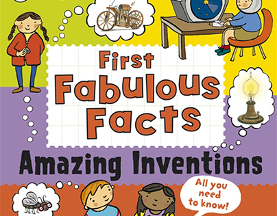 AMAZING INVENTIONS Ladybird First Fabulous Facts