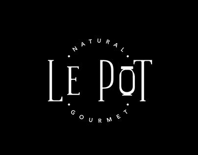 Le Pot | Logo