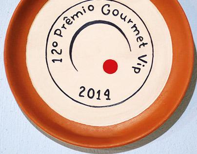 Revista Prêmio Gourmet Vip