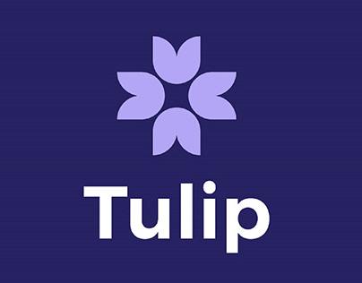 Tulip Logo Design & Branding