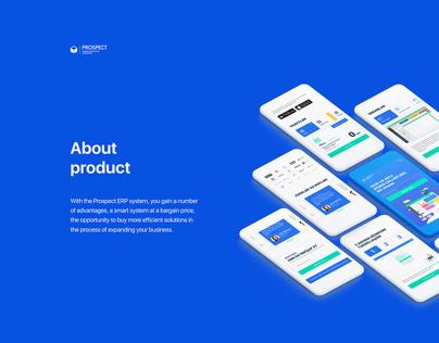 Small medium business solution website