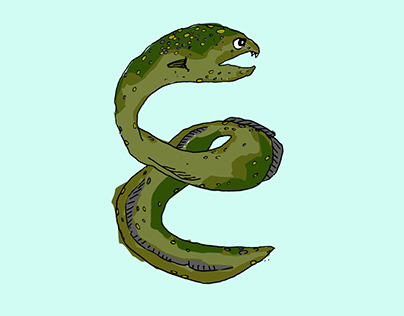 E for Eel