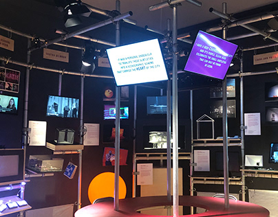 Staging Places Exhibition V&A and PQ 2019