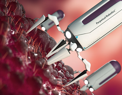 Perpetual Robotics - Medical 3D Animation