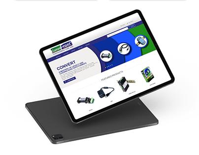 CommFront - Website Design & Development - Portfolio